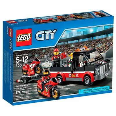 [레고 시티] 60084 레이싱 바이크 운반트럭