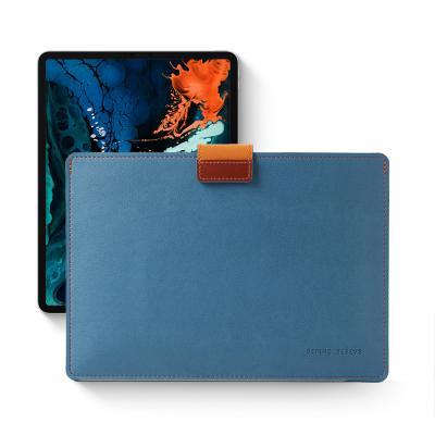 비파인 아이패드 프로 12.9 타스카 슬리브 블루
