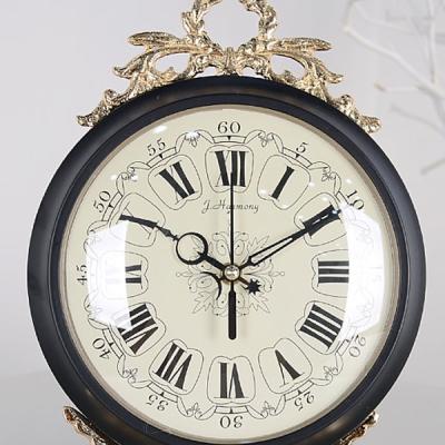 로렐 앤틱 탁상시계 (블랙) 탁상 시계 디자인 추카