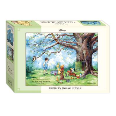디즈니 곰돌이 푸 숲 속 친구들 300피스 직소퍼즐