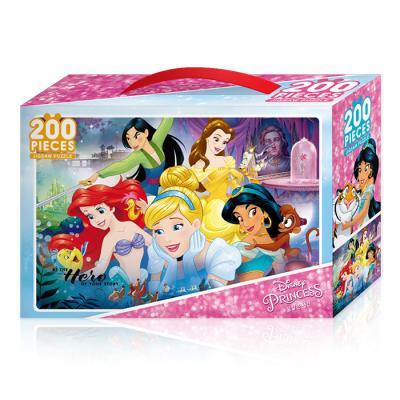 디즈니 프린세스 - 꿈같은 시간 200피스 직소퍼즐