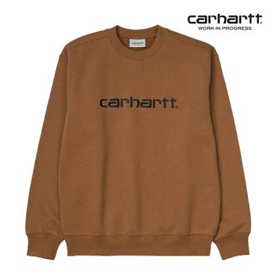 칼하트WIP Sweatshirt (Hamilton Brown / Black)