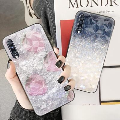 갤럭시노트9 크리스탈컷팅 디자인 하드 핸드폰 케이스