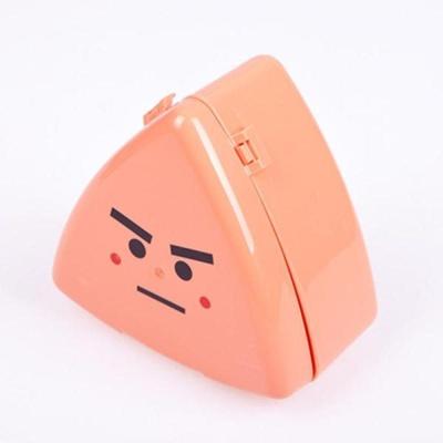 휴대용 캐릭터 삼각김밥 케이스 김밥보관 김밥용기