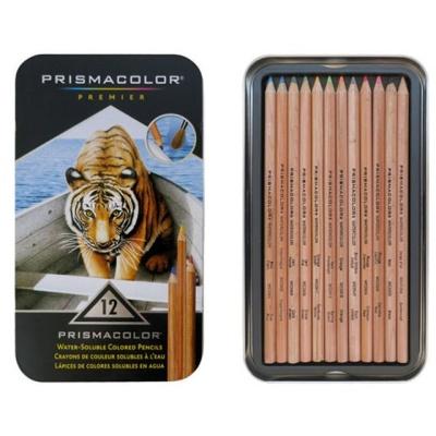 프리즈마 수채색연필 12색