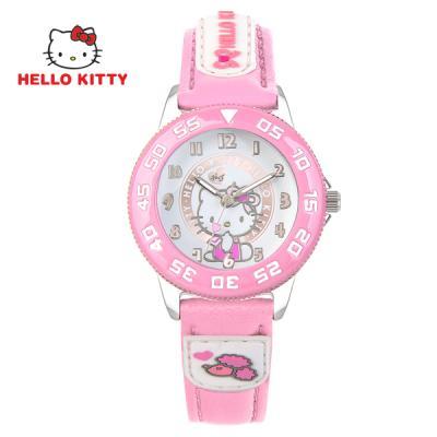 [Hello Kitty] 헬로키티 HK008-A 아동용시계 본사 정품