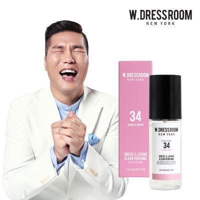 [W.DRESSROOM]드레스퍼퓸 S2 No.34 올웨이즈해피 70ml