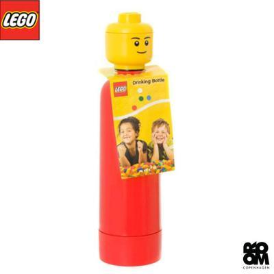 [밤나무] 레고 클래식- 레고 헤드 물병 레드