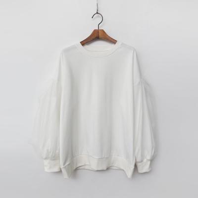 Cha Puff Sweatshirt