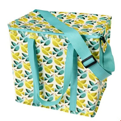 PICNIC BAG_LOVE BIRDS