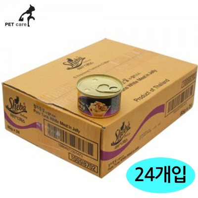 쉬바 디럭스 (참치) (24개세트) (1박스)