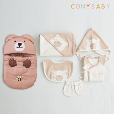 [CONY]출산준비물6종세트(베베출산5종+베베보낭)