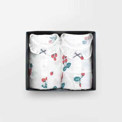 [메르베] 방울방울해 돌선물세트(7부내의+수면조끼)