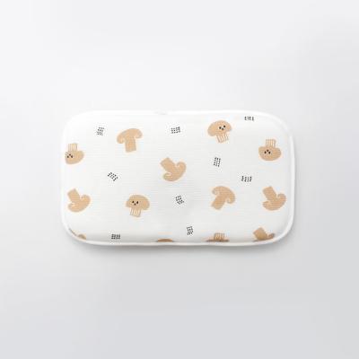 [메르베] 멍멍송이 신생아 아기 쿨베개/짱구베개