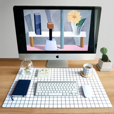 Simple Line Deskmat