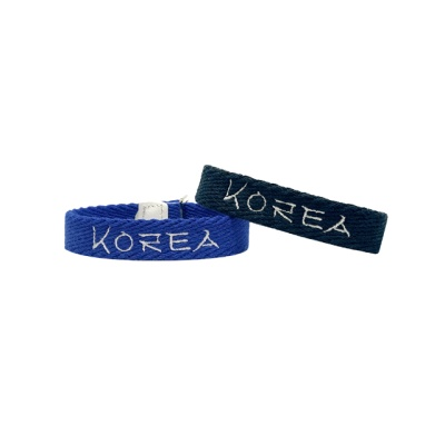 국내 결식아동 기부팔찌 KOREA PACKAGE 코리아 패키지