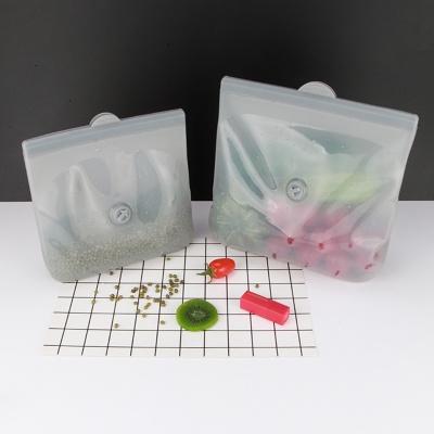 실리밀리 리퀴드 액체용 실리콘 지퍼백 3종 풀사이즈