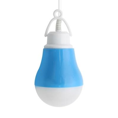캠핑용 LED램프 / 5W 전구형 Blue / 텐트등 LCND741