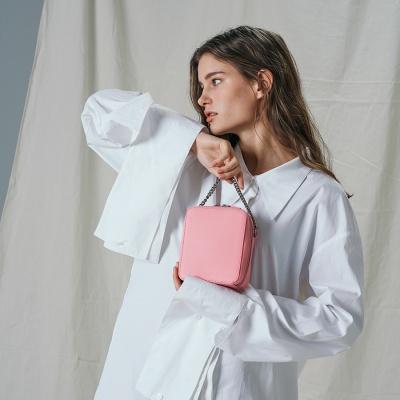 [모에모어] SS BAG 미니 백 핑크