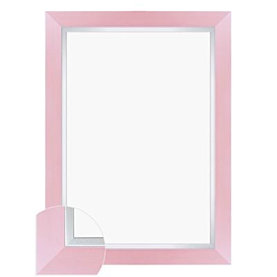 퍼즐 전용 액자 - 1000조각 [심플 모던 핑크] 51 x 73.5(cm)