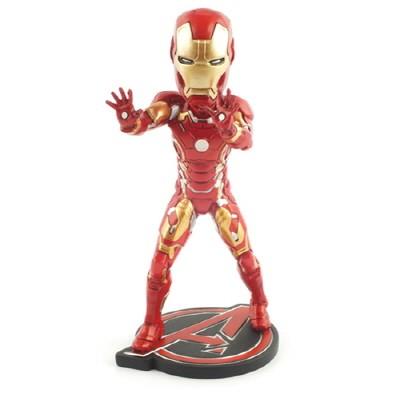 헤드낙커 - 아이언맨 (NEC614945FG) NECA Head Knocker - Iron Man