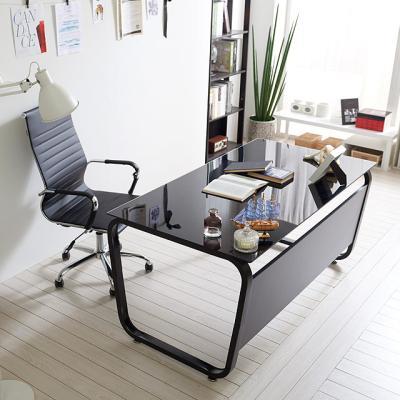 스틸뷰 1800 책상+의자세트 테이블