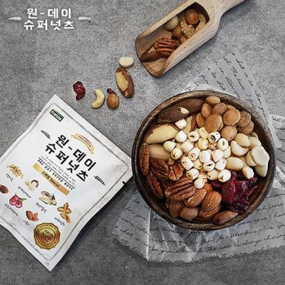 원데이 슈퍼넛츠 시즌2 스페셜 1박스(25개입)