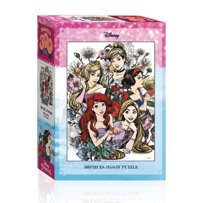 디즈니 팬아트 프린세스 300피스 직소퍼즐