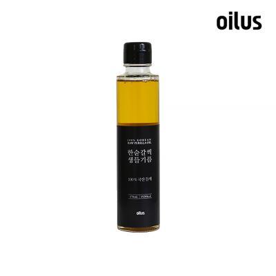 [오일러스] 한숟갈씩 생들기름 170ml