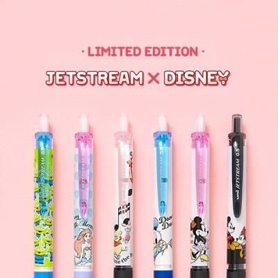 2019 한정판 제트스트림 디즈니 (0.5) SXN-189DS-05