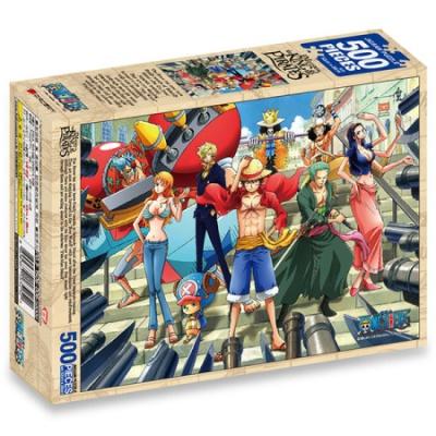 원피스 퍼즐 자유 500 피스 직소퍼즐