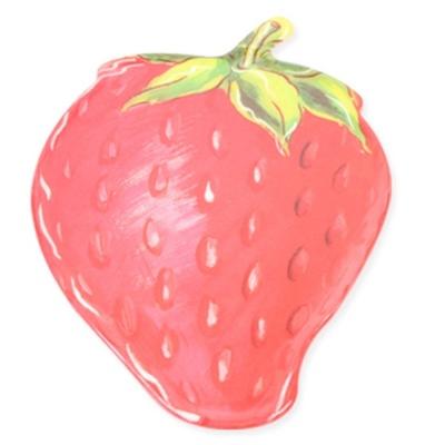 멜라민 냄비받침(딸기)