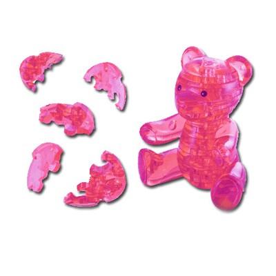 곰_핑크 (Teddy Bear_Pink)