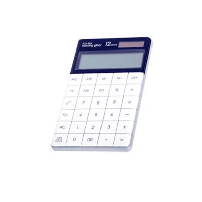 20000 ECD- 806 플랫 컬러 계산기 (화이트)