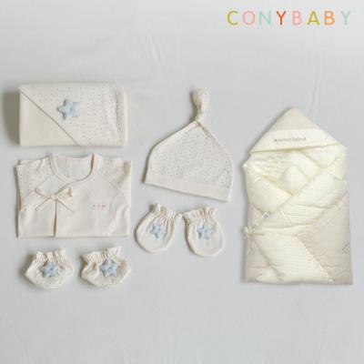 [CONY]토닥토닥출산6종풀세트(겉싸개+반짝블루5종)