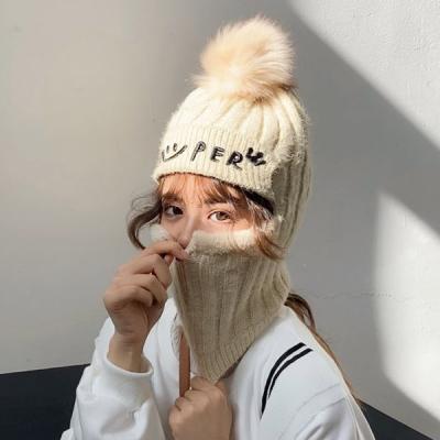페니 극한추위 방울 모자 니트모자