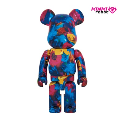 1000%BEARBRICK MIKA NINAGAWA ANEMONE (PLUS LIMITED ITEM)(1801016)
