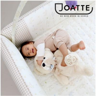 아기 포니 베이직 범퍼침대 기본형 매트 가드 신생아