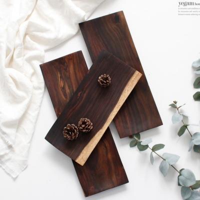 [2HOT] 소노클링 장미목 직사각 접시 1P (소)