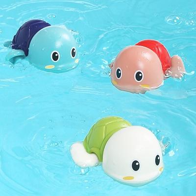 수영하는 거북이 삼총사 유아 목욕놀이 물놀이 장난감
