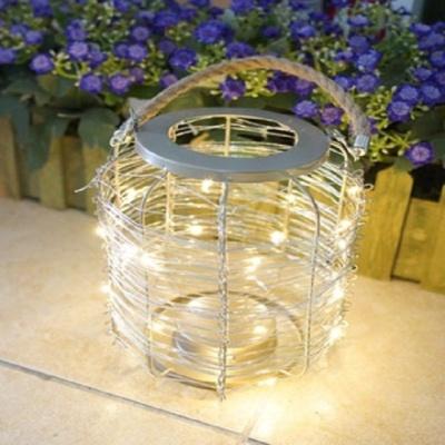 데코소품 빈티지 인테리어 원통형 와이어 LED조명