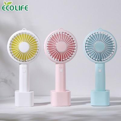 SUN 03_솜사탕 미니선풍기 핸디선풍기 휴대형선풍기