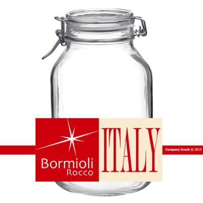 Bormioli simple 피도 화이트 3리터 1p