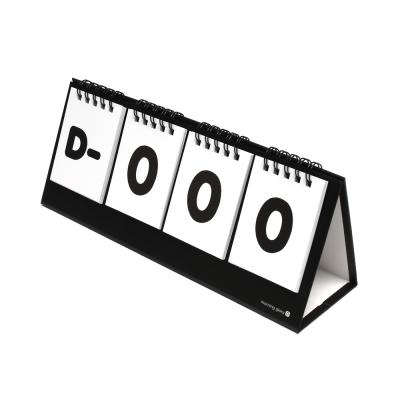 4500 D-DAY캘린더