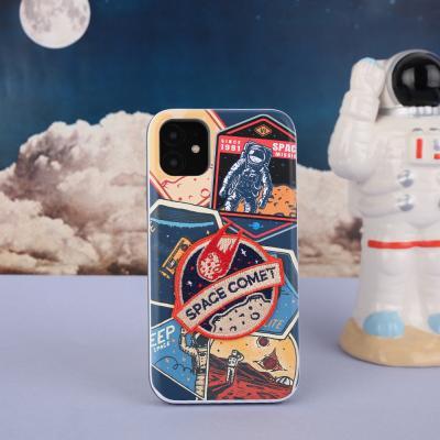 아이폰11 슬라이더 패치 스페이스 카드케이스