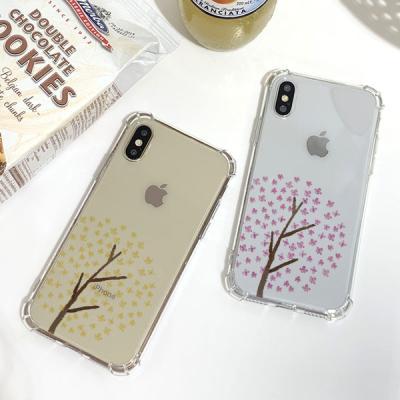 써니 봄꽃나무 방탄케이스