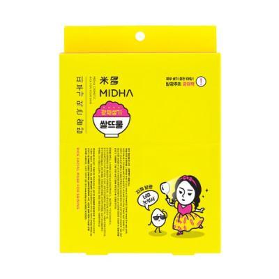 미다 [광채생기] 쌀뜨물 마스크 5매