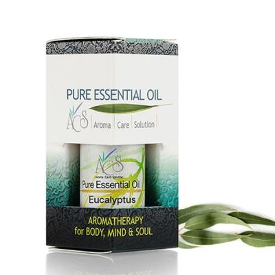 [ACS] 유칼립투스 Eucalyptus 에센셜오일, 10ml, 100% Pure, 수입완제품, Made in Austria