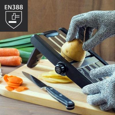 베임방지 안전 장갑 EN388 컷레벨5