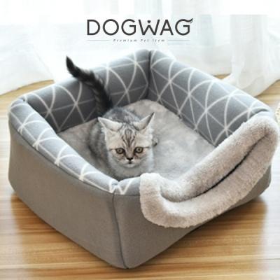 2in1 동굴 숨숨집 방석 고양이 하우스 강아지 쿠션